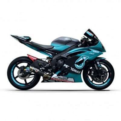 2006-2016 R6 Teal and black (gas tank included)