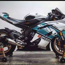 2006-2016 R6 Teal variations (gas tank included)