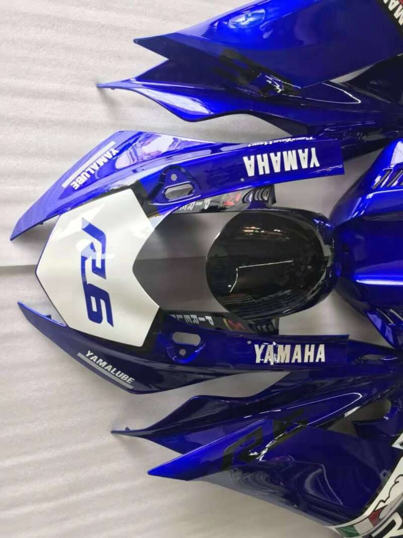 2017+ r6 Blue White Racy