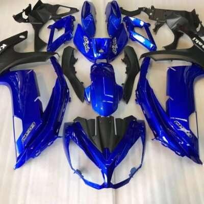 2012 - 2014 Ninja 650 Dark Blue