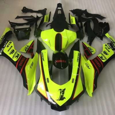 2015+ r1 Yellow dragon decals